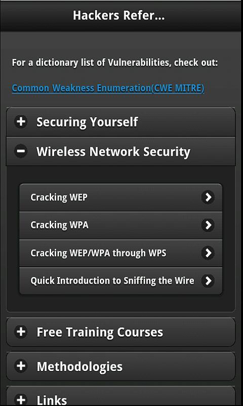 How to Hack Wireless Networks - screenshot