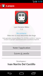 Lyon Transport Live Schedules - screenshot thumbnail