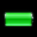 심플 텍스트 배터리 위젯 icon
