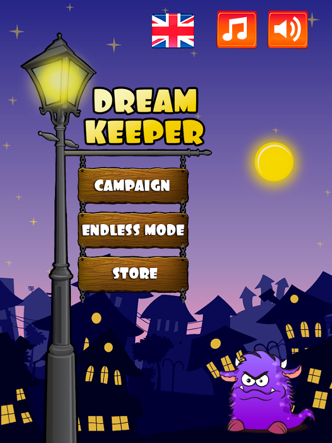 Dream Keeper- screenshot