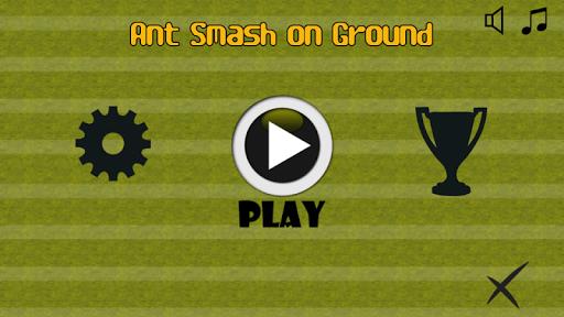 Ant Smash on Ground