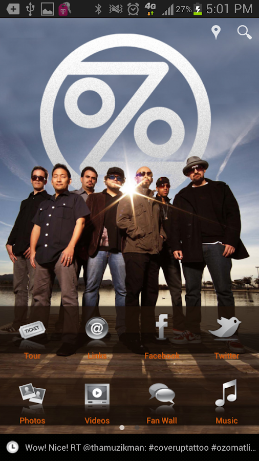 Ozomatli - screenshot