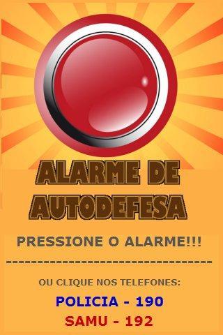 Alarme AutoDefesa