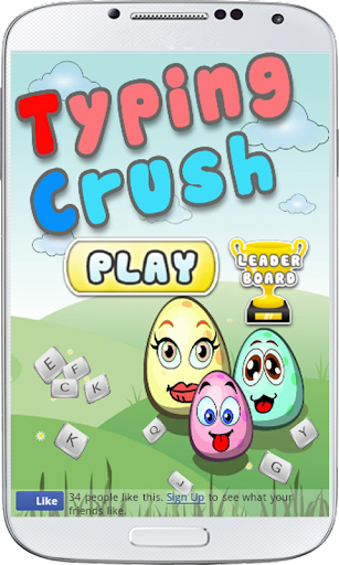 Typing Crush - 免費遊戲