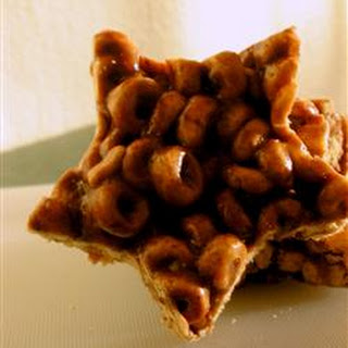 Peanut Butter Cereal O's