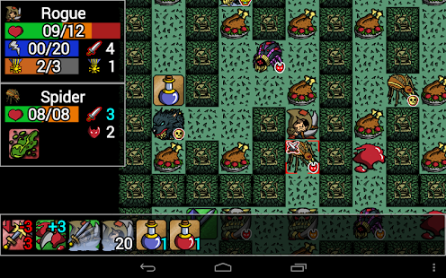 Dungeon Ascendance Roguelike - screenshot thumbnail