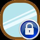 镜面屏幕锁。 icon