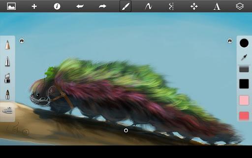 SketchBook Pro for Tablets v2.6 APK