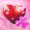 Theme Hearts for GO Launcher icon