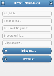 Alo PTT Mobil- screenshot thumbnail