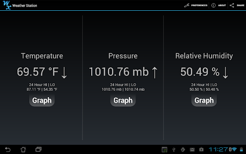 Weather Station screenshot 8