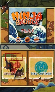 Ninja Bounce - screenshot thumbnail