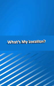 What's My Location? screenshot 2