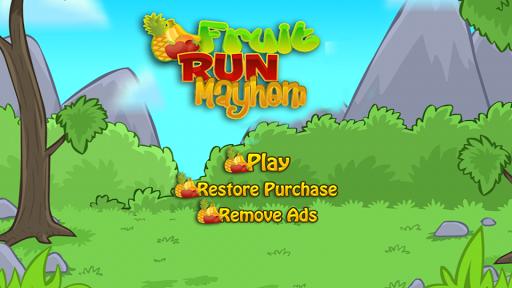 Fruit Run Mayhem