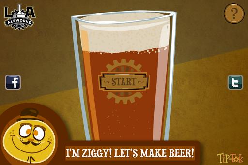 Ziggy The Beer Yeast
