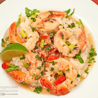 Brazilian-Style Shrimp With Coconut Milk