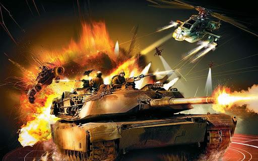 3D侦察坦克