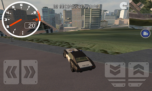 Police-Car-Street-Driving-Sim 10