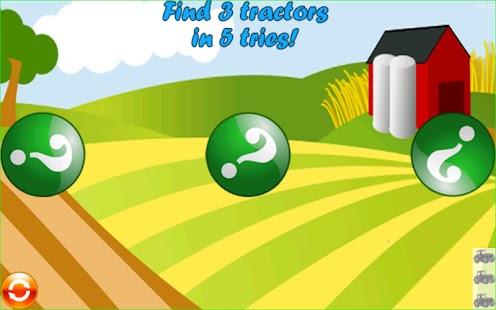 Find Tractor- screenshot thumbnail
