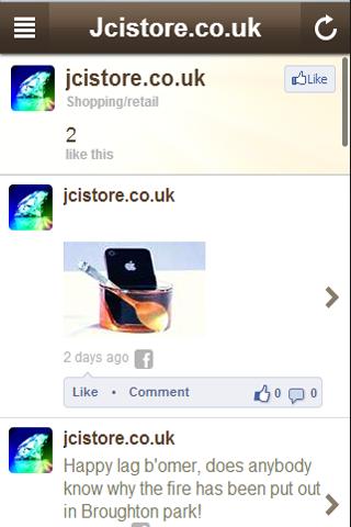 【免費商業App】jcistore.co.uk-APP點子