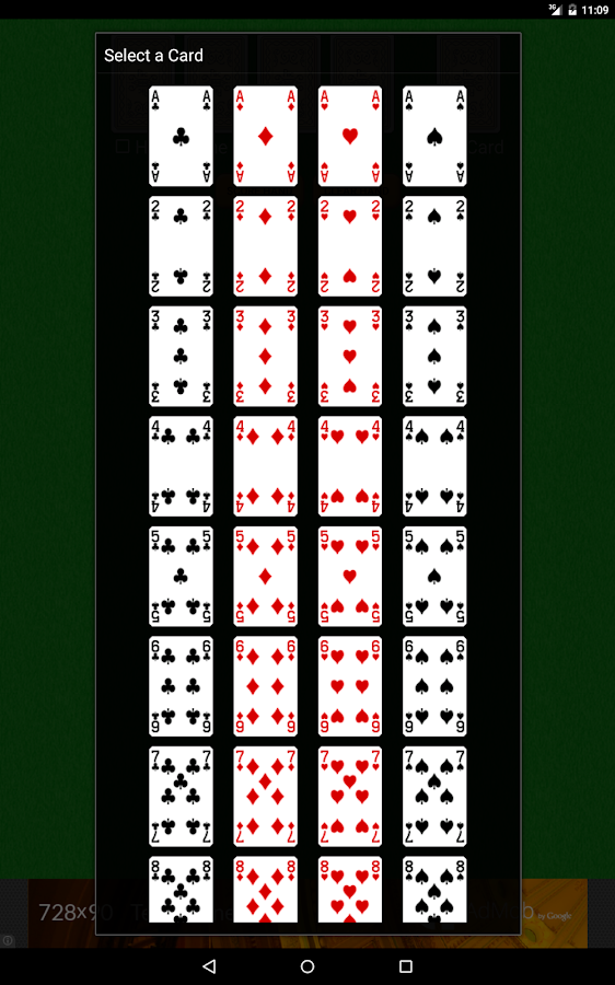 Cribbage Hand Scorer - screenshot
