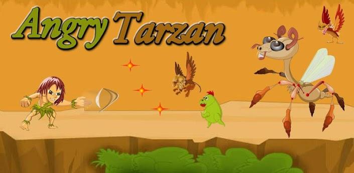 Angry Tarzan