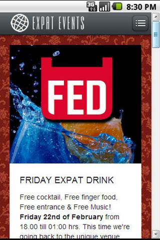 Expat Events