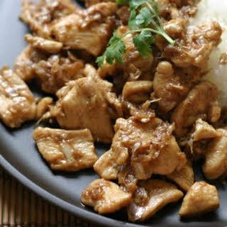 White Pepper Chicken Recipes.