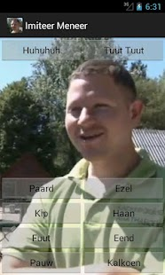 Imiteer Meneer - screenshot thumbnail