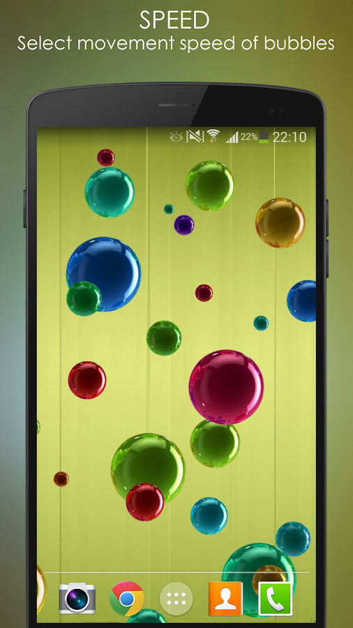 bubble live wallpaper android apps on google play