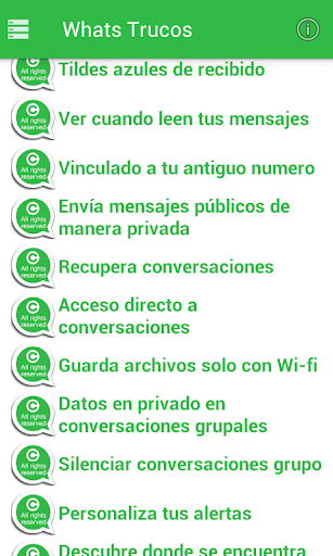 Cheats and Secrets for Whatsap