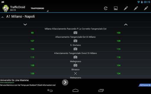 TrafficDroid app (apk) free download for Android/PC/Windows screenshot