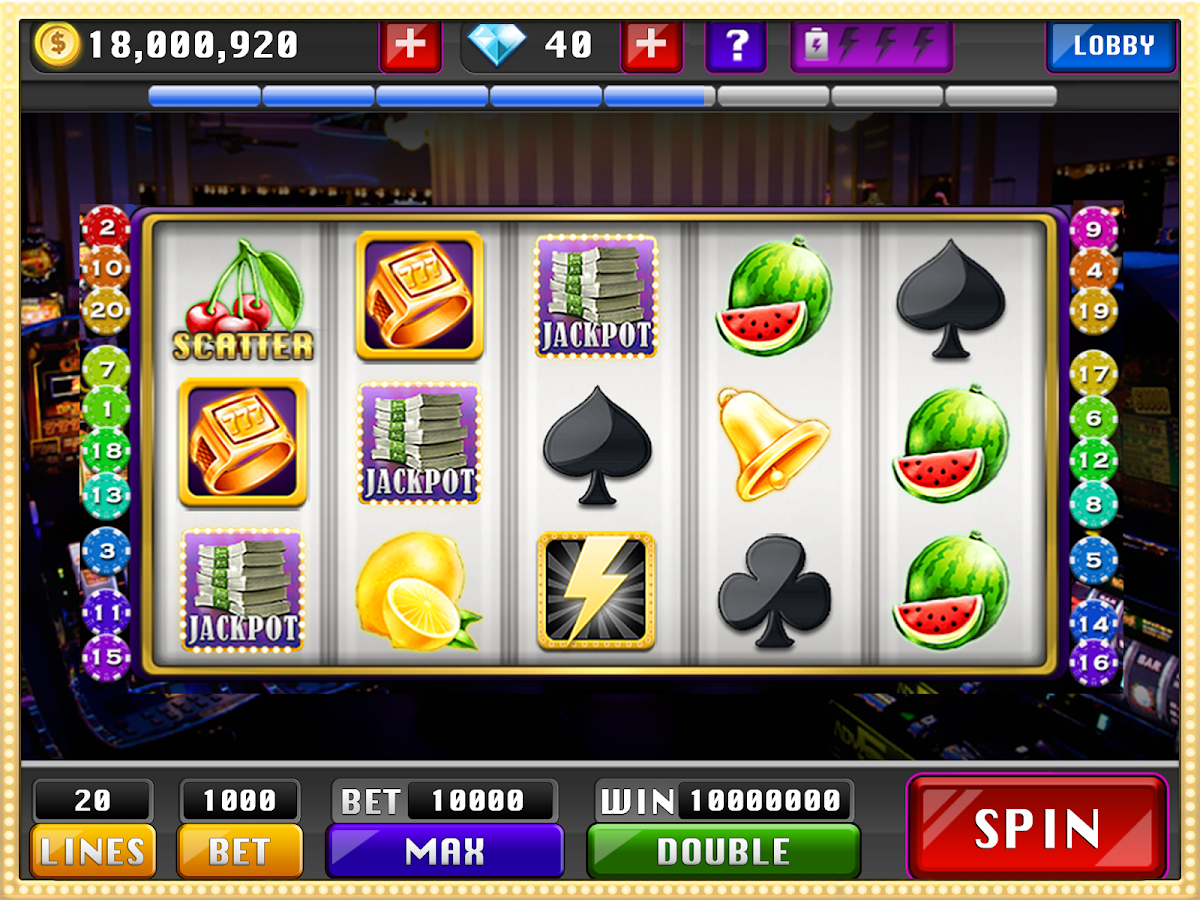 SLOTS™ CASINO BIG WIN - screenshot