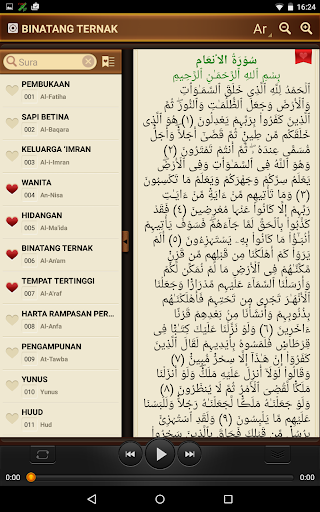 Download Al-Quran gratis. 114 Surah.MP3 for PC