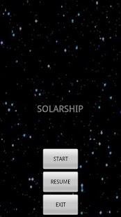 Game -Solarship - náhled
