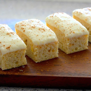 Orange Cake With Zesty Cream Cheese Frosting
