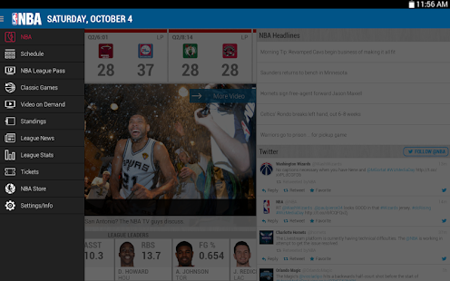 NBA Screenshot 22