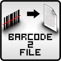 barcode2file icon