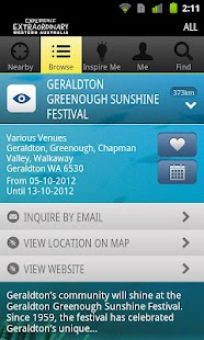 Experience Western Australia - screenshot thumbnail