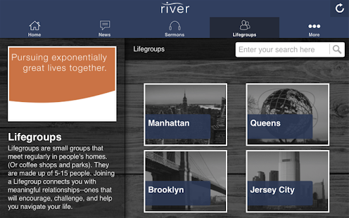 River NYC- screenshot thumbnail