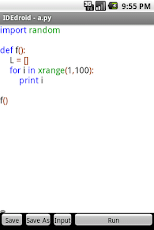 Programação no ANDROID