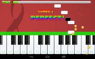 Screenshot of Piano Master Mozart Special