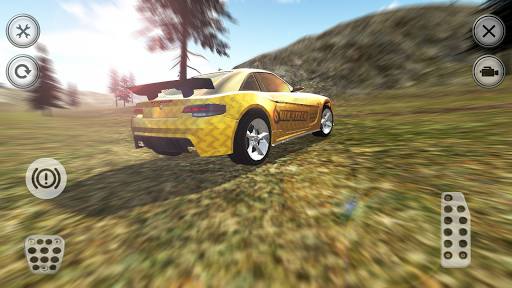 Tuning Coupe Racer