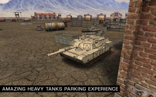 玩免費冒險APP|下載主战坦克3D停车 - Battle Tank Parking app不用錢|硬是要APP