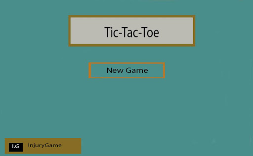 Tic-Tac-Toe : Two players
