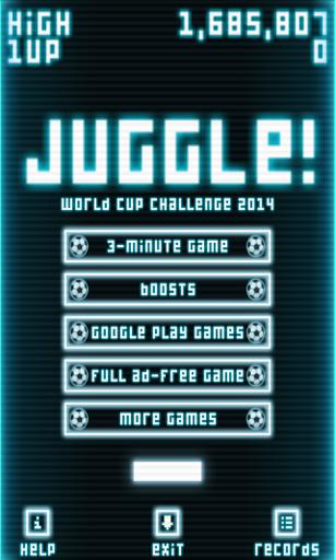 Soccer Juggle FREE