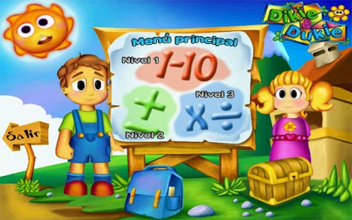 學習數學在西班牙,免費版