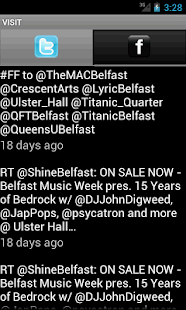 VISIT Belfast - screenshot thumbnail