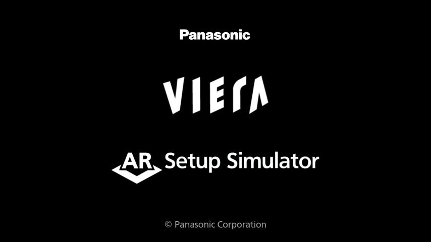 TV AR Setup Simulator - screenshot