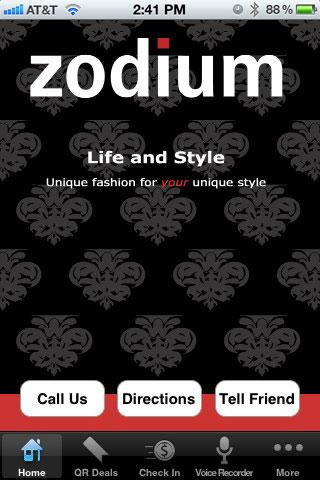 Zodium Fashion - screenshot